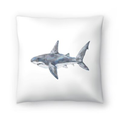 Jetty Printables Great Painting Throw Pillow Size: 14 x 14