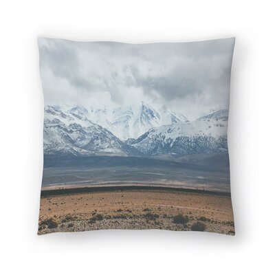 Luke Gram Atlas Mountains Morocco Throw Pillow Size: 18 x 18