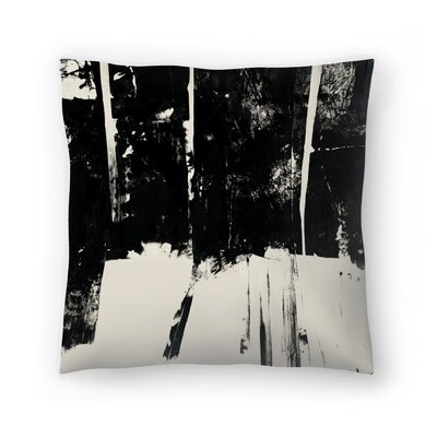 Kasi Minami Abstract 3 Throw Pillow Size: 18 x 18
