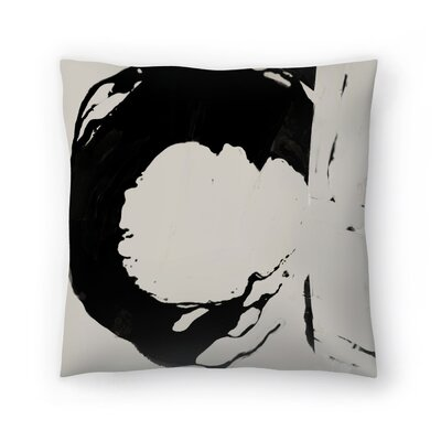 Kasi Minami Abstract 4 Throw Pillow Size: 20 x 20