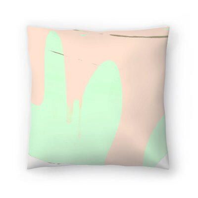 Kasi Minami Untitled 39 Throw Pillow Size: 14 x 14