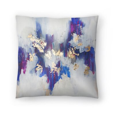 Christine Olmstead Road Throw Pillow Size: 16 x 16