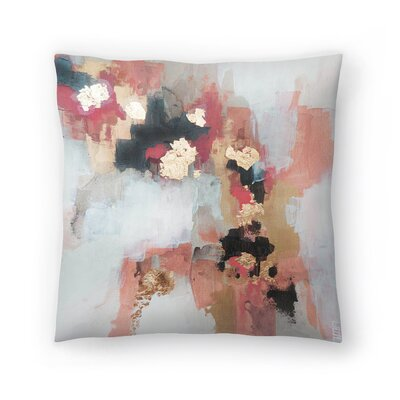 Christine Olmstead Hot Sauce Throw Pillow Size: 16 x 16