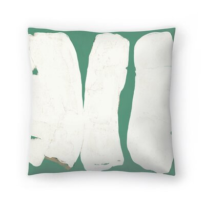 Kasi Minami Untitled 90 Throw Pillow Size: 16 x 16