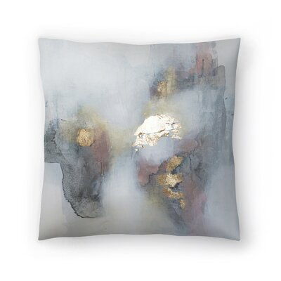 Christine Olmstead Rose3 Throw Pillow Size: 16 x 16