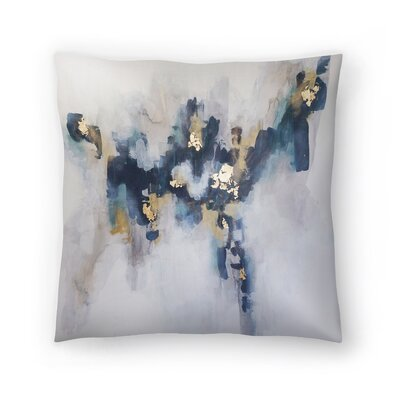 Christine Olmstead Strength Throw Pillow Size: 16 x 16