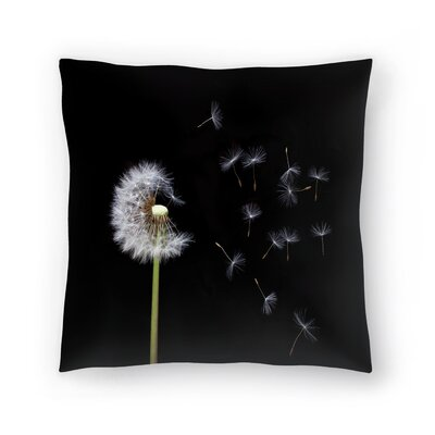 Maja Hrnjak Fly Away Throw Pillow Size: 18 x 18