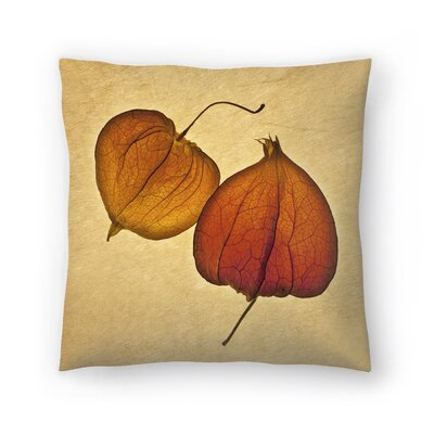 Maja Hrnjak Botany1 Throw Pillow Size: 16 x 16