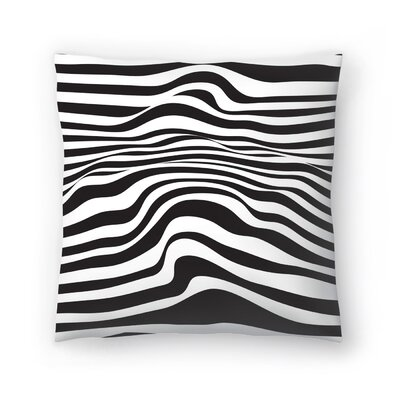 Tracie Andrews Insomnia Throw Pillow Size: 18 x 18