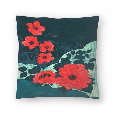 Tracie Andrews Ruby Throw Pillow Size: 20 x 20
