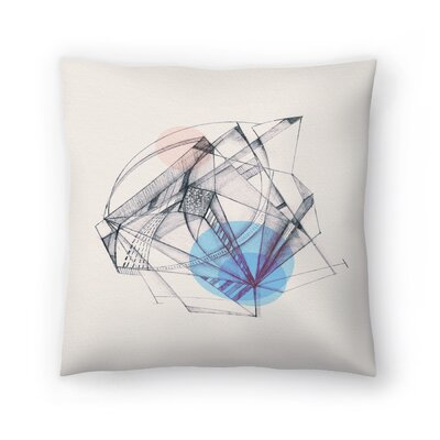 Tracie Andrews Structura Throw Pillow Size: 20 x 20