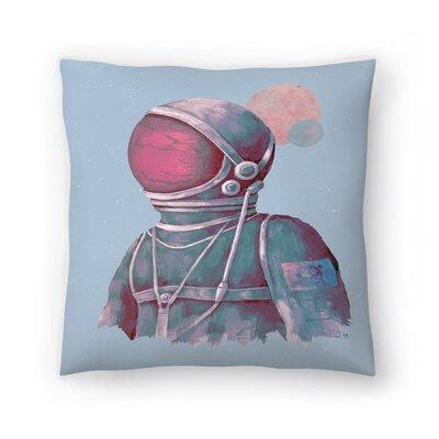 Tracie Andrews Terran Throw Pillow Size: 18 x 18