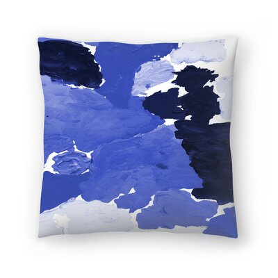 Charlotte Winter Kenni Throw Pillow Size: 20 x 20