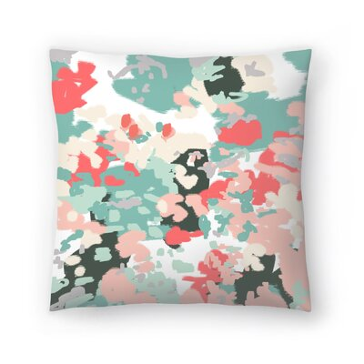 Charlotte Winter Nashe Throw Pillow Size: 14 x 14