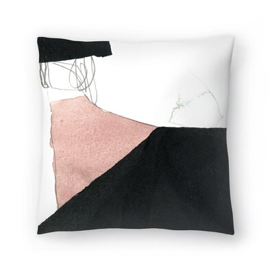 Olimpia Piccoli The Space Between I Throw Pillow Size: 16 x 16