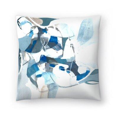 Olimpia Piccoli Tides Throw Pillow Size: 16 x 16
