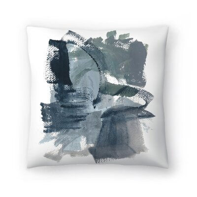 Olimpia Piccoli Upstream Throw Pillow Size: 14 x 14