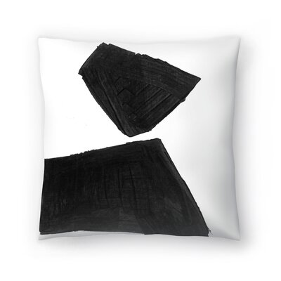 Olimpia Piccoli Without Words I Throw Pillow Size: 20 x 20
