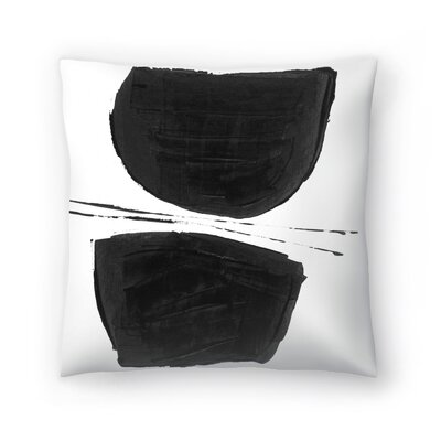 Olimpia Piccoli Without Words V Throw Pillow Size: 16 x 16