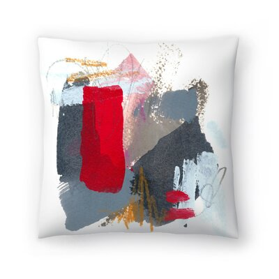 Olimpia Piccoli Little Soldier II Throw Pillow Size: 18 x 18