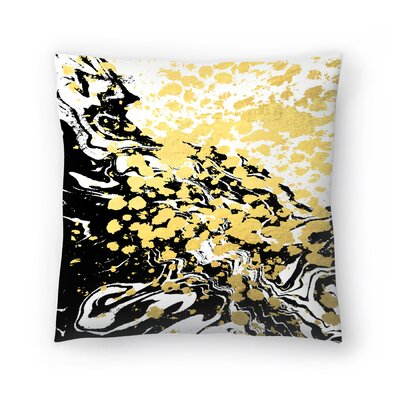 Charlotte Winter Sukie Throw Pillow Size: 18 x 18