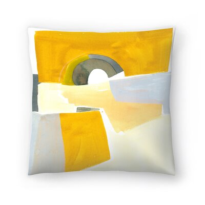 Olimpia Piccoli Afterglow Throw Pillow Size: 14 x 14