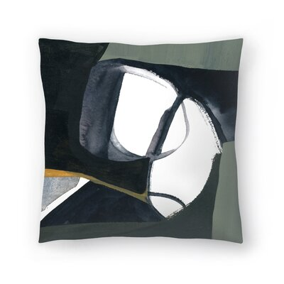Olimpia Piccoli Day One Throw Pillow Size: 16 x 16