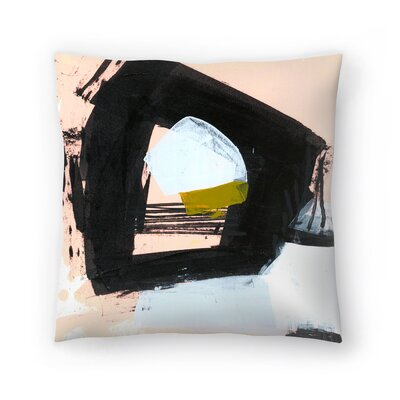 Olimpia Piccoli Hold Me Feed My Bones Throw Pillow Size: 20 x 20