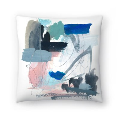 Olimpia Piccoli Rhythms Throw Pillow Size: 20 x 20