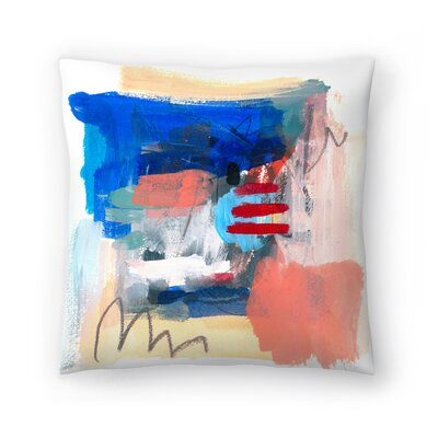 Olimpia Piccoli Someone in Love Throw Pillow Size: 16 x 16