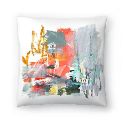Olimpia Piccoli Sushi Baby Throw Pillow Size: 20 x 20