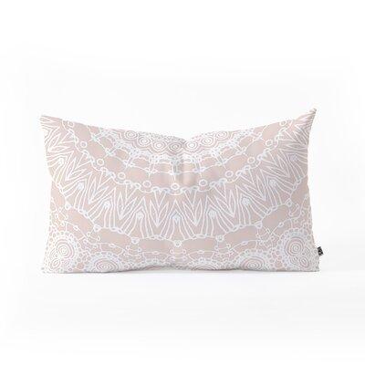 Lumbar Pillow Size: 14 x 23