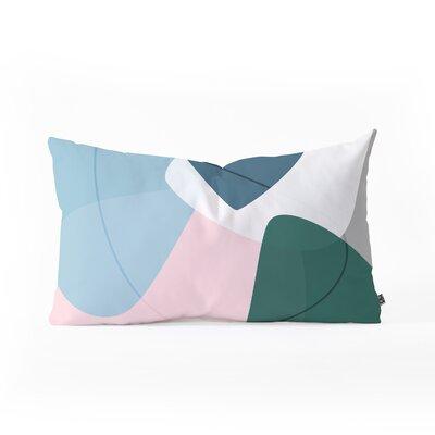 Graphic Outdoor Lumbar Pillow Size: 14 x 23