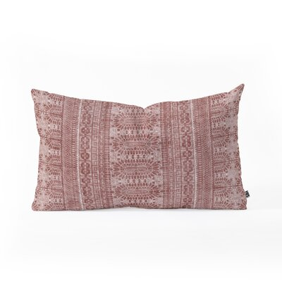 Holli Zollinger Dotted Outdoor Lumbar Pillow Size: 14 x 23