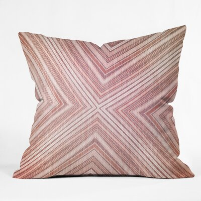 Iveta Abolina Sedona Creeks Outdoor Throw Pillow Size: 16 x 16
