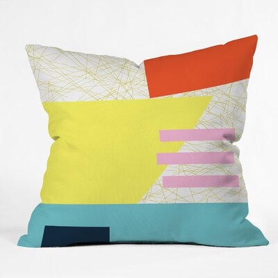 Emmi K Form One Throw Pillow Size: 18 x 18