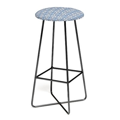 Lisa Argyropoulos 30 Bar Stool Color: Black