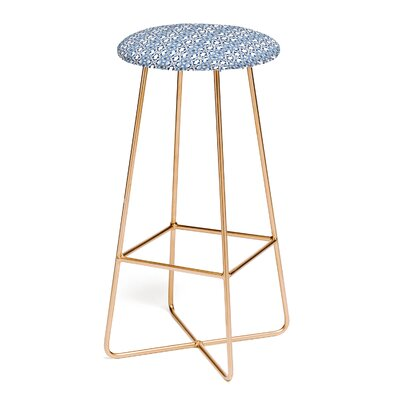 Lisa Argyropoulos 30 Bar Stool Color: Gold