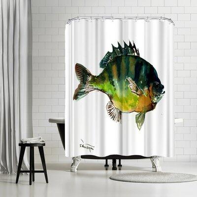 Suren Nersisyan Perch Shower Curtain