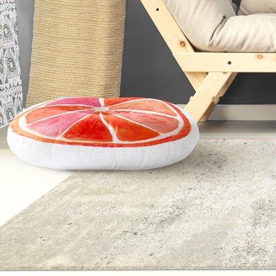 Modern Donut Floor Pillow Size: 26 H x 26 W