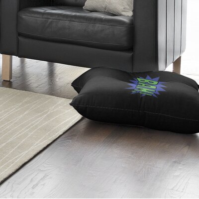 Bam Outdoor Floor Pillow Size: 26 x 26