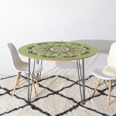 Star Mandala Dining Table