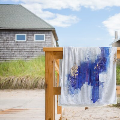 Afraid to Fall Beach Towel