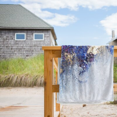 Fading Away Beach Towel
