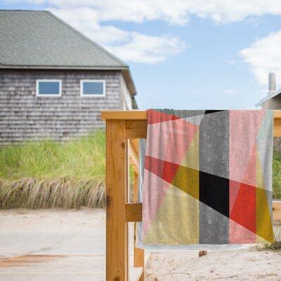 Canvas 1 Beach Towel