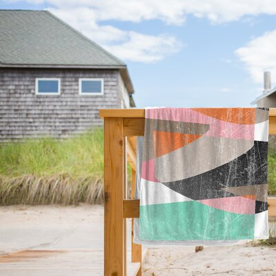 Fragments XIII Beach Towel