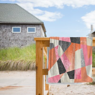 Fragments XIV Beach Towel