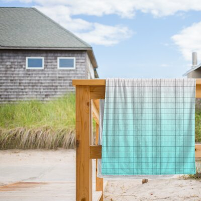 Geometry Beach Towel