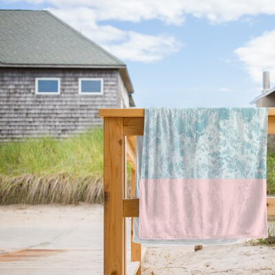 On the Sea Beach Towel