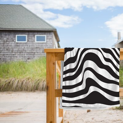 Insomnia Beach Towel